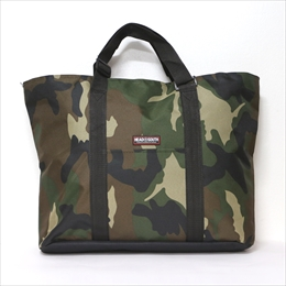 【G.NINE SELECT ITEM】 Camoflage Tote